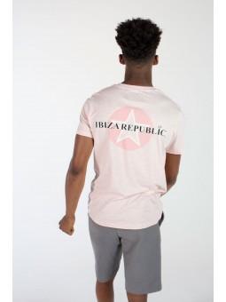 Chaqueta de verano con capucha - Ibiza Republic - lila